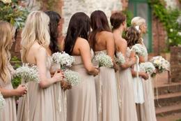 Бежевая свадьба