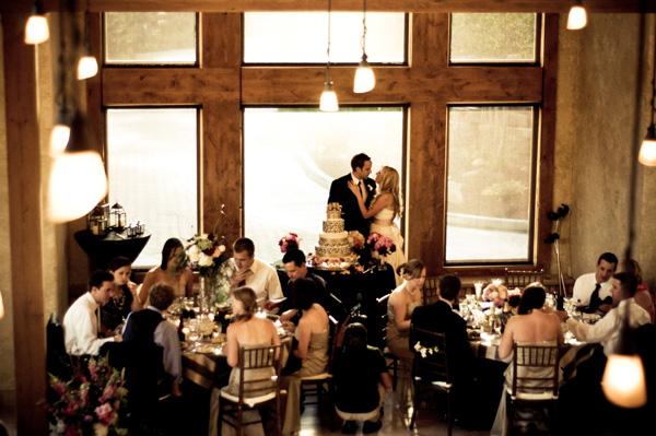 Элегантная весенняя свадьба Кэти и Ника