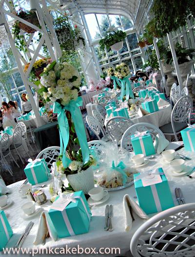 Свадьбы в голубом стиле