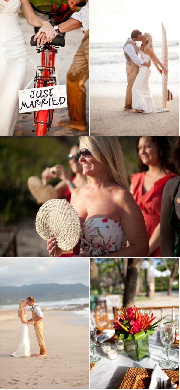 Проведение свадьбы на пляже