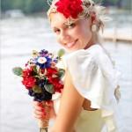 Оригинальная морская свадьба