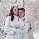 Свадьба в стиле зимняя сказка