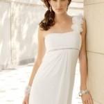 Греческие свадебные платья 2013