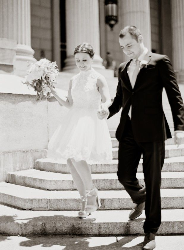 Свадьба-побег: образ невесты
