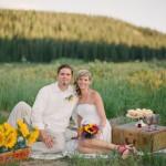 Тайная свадьба Эмили и Джека в горах