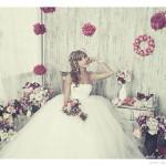 Пышные свадебные платья 2013