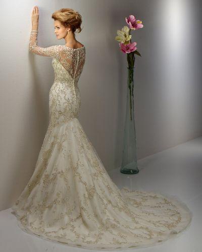 гипюровые свадебные платья 2013