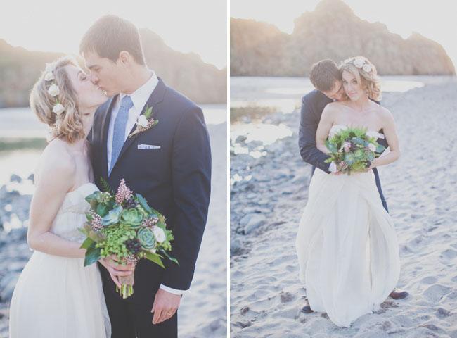 Трогательная свадьба Кэтрин и Брента