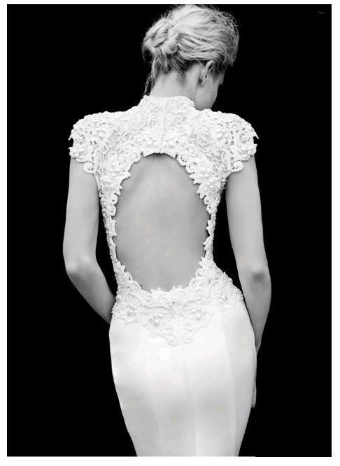 классические свадебные платья 2013