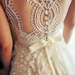 Элегантные классические свадебные платья 2013