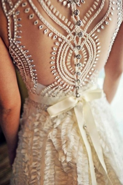 элегантные свадебные платья 2013