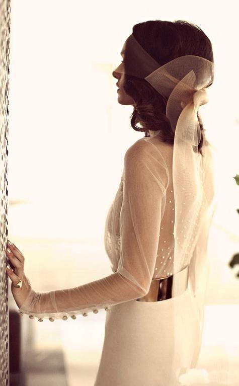 простые свадебные платья 2013