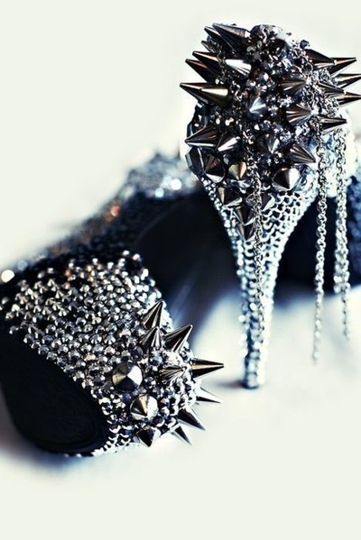 Оригинальные туфли на свадьбу