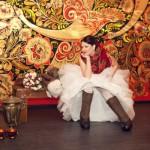 Свадьба в русском стиле: оформление и другие детали
