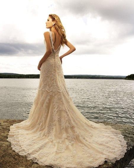 современные свадебные платья 2013