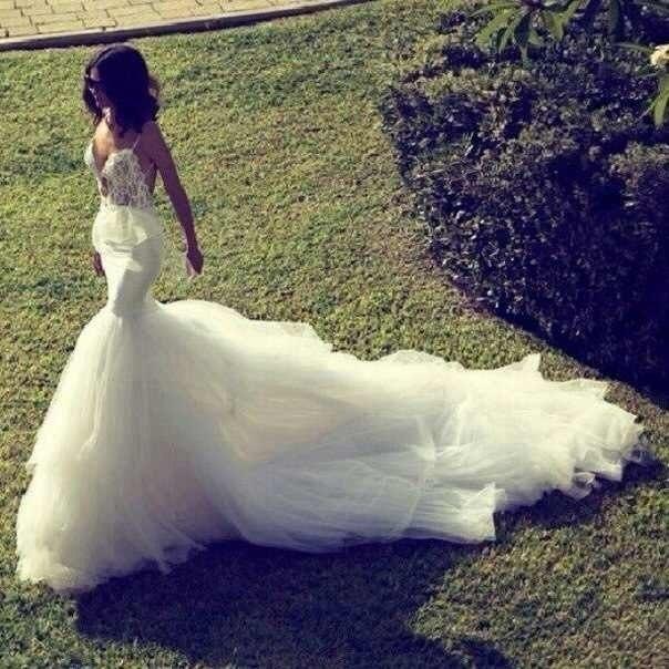 модели свадебных платьев 2013