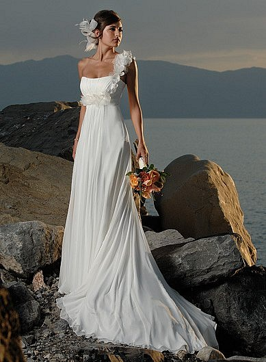 красивые свадебные платья 2013