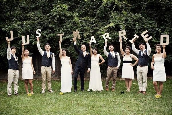 10 вариантов реквизита для свадебной фотосессии