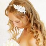 Прическа невесты в греческом стиле: изящество и просто...