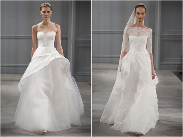 свадебные платья 2014 года
