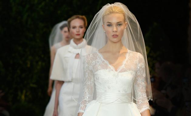 свадебные платья carolina herrera 2014