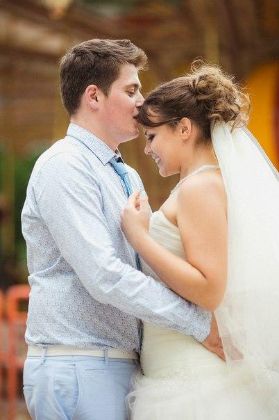 Свадьба Натальи и Александра с легким французским шиком