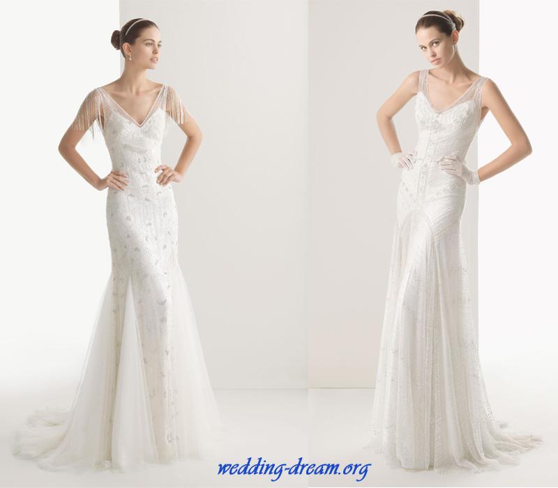 свадебные платья роза клара 2014