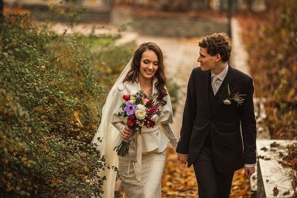 Венчание Яны и Андрея: теплая атмосфера двух любящих сердец