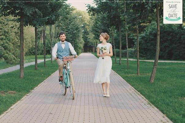 Дарья и Даниил: винтаж и много любви