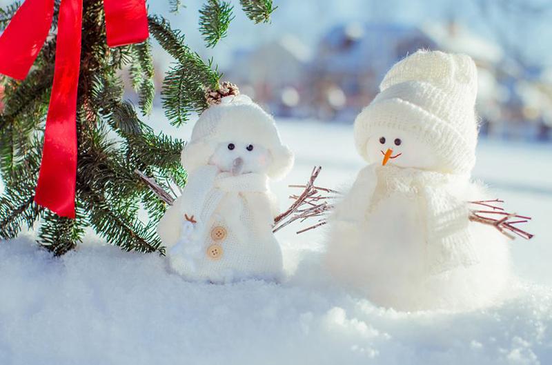 Морозное чувство от Наташи и Саши