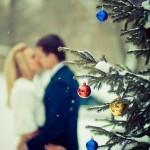 Зимняя свадьба в стиле