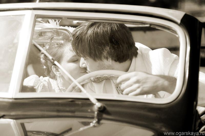 Антикварная свадьба или Романтика ушедшего века