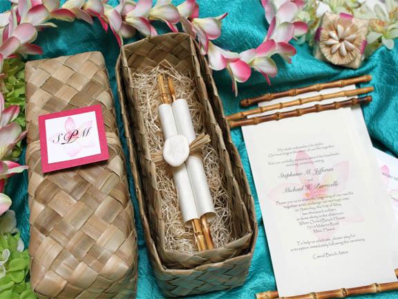 свадебные пригласительные свитки