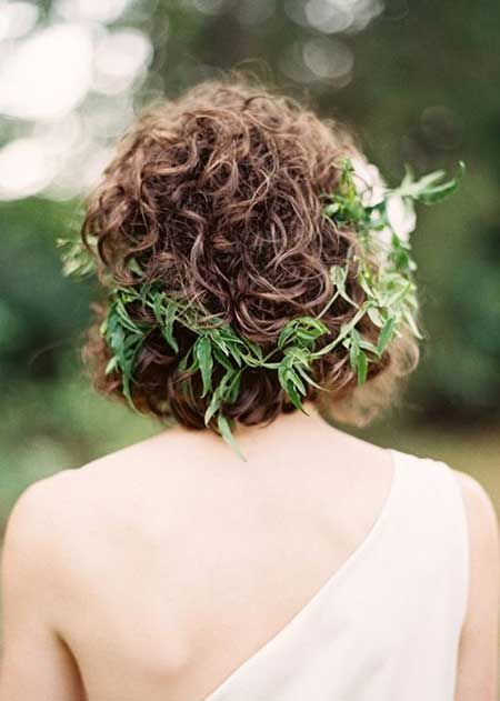 невеста с каре