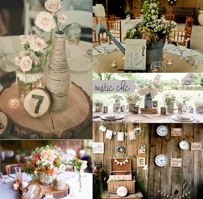 стиль свадьбы 2014 лето