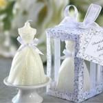 Свечи - доступный и красивый подарок для гостей на свад...