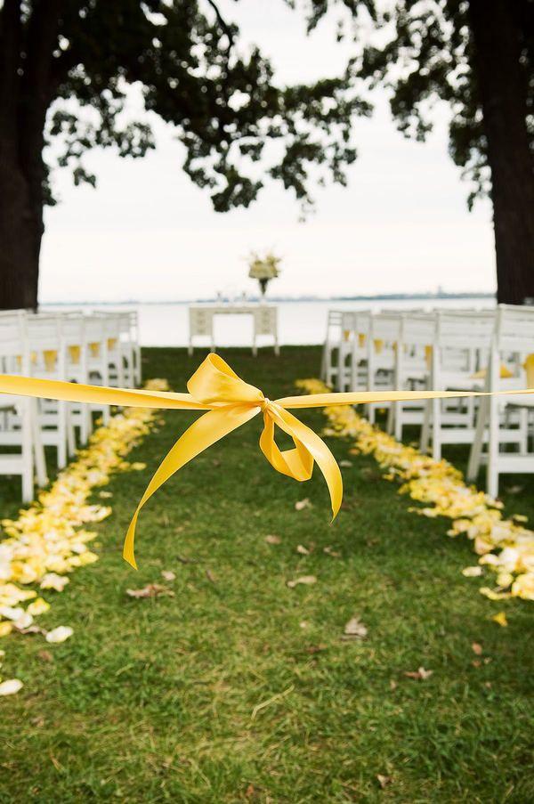 Цвет для свадьбы летом 2014