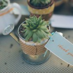 Маленькие цветы - подарки для гостей на свадьбе