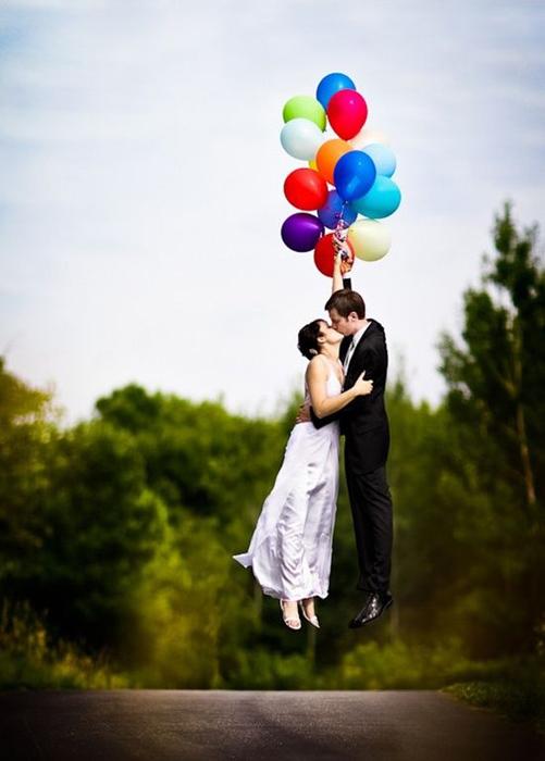 идеи фото для свадьбы летом