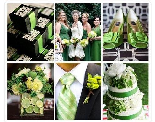 Цвет свадьба