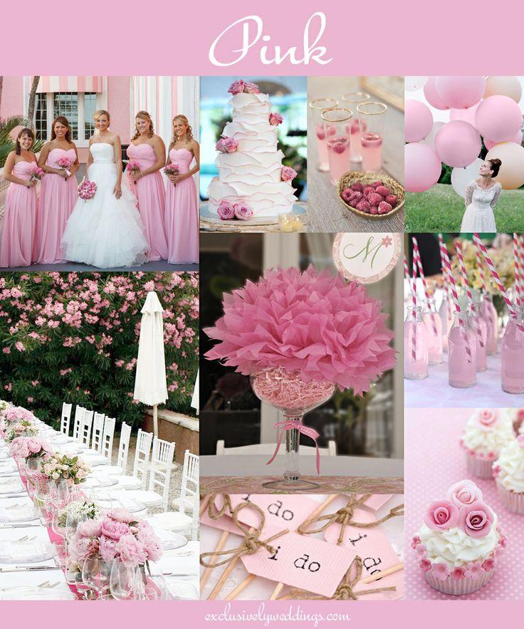 какой цвет свадьбы выбрать летом
