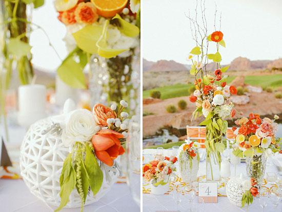 свадьба летом цветовая гамма