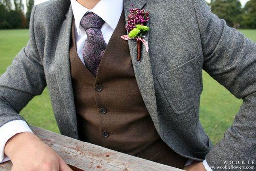 креативный костюм жениха
