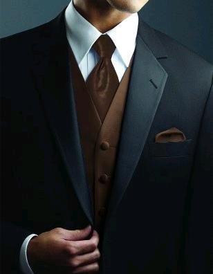 необычный наряд жениха