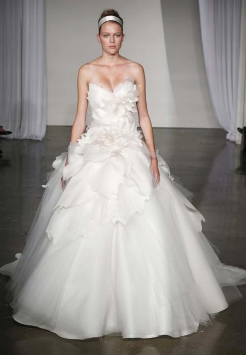 Тенденции свадебной моды осень-зима 2014-2015