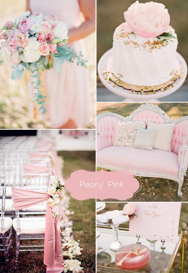 Цвет свадьбы: весна 2015