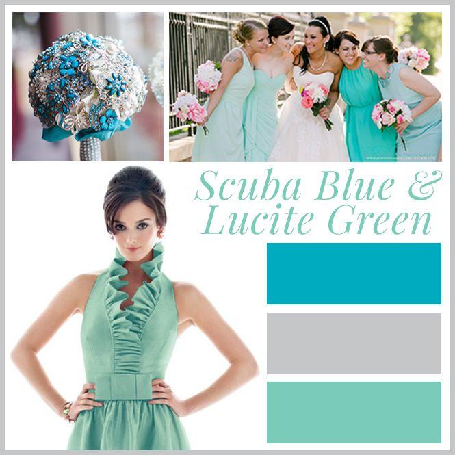 Цветовая гамма свадьбы 2015