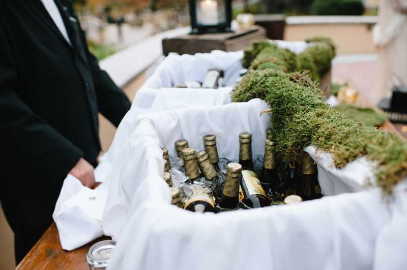 Альтернатива candy-bar на свадьбе: чем удивить гостей