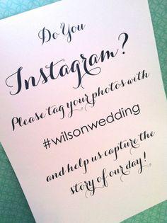 Instagram и свадьба – следуем модным тенденциям
