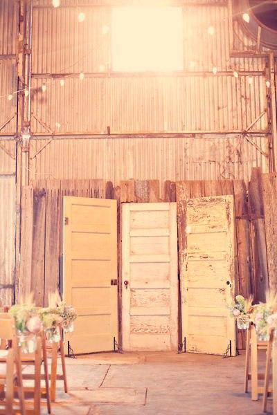 Оригинальные свадебные арки